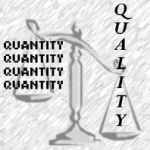 CONTENT MARKETING: Why quality beats quantity