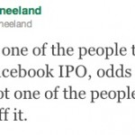 Social media reacts to Facebook's $5 billion IPO