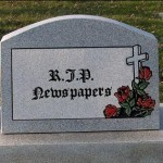 Newspapers 'dead' in 10 years – Murdoch