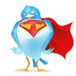 Twitter turns superhero