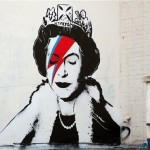 God save the painted Queen