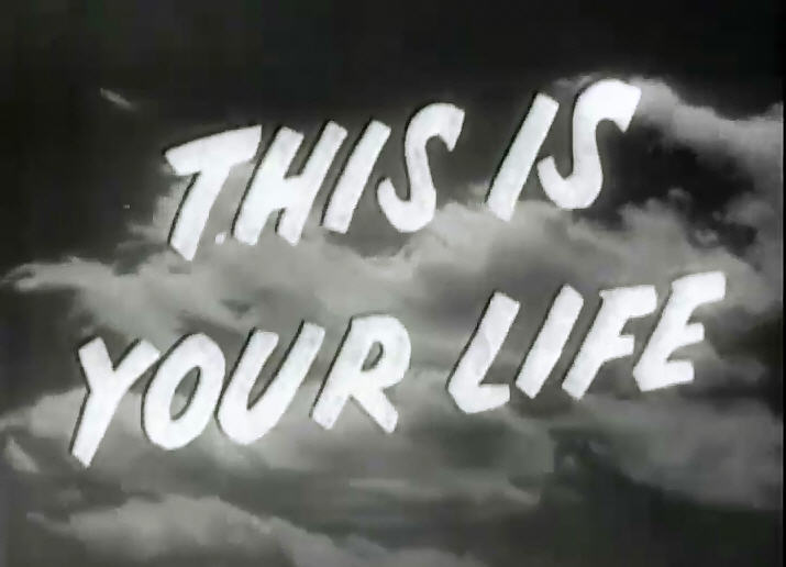 Image result for tv show this is your life