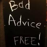 BadAdvice